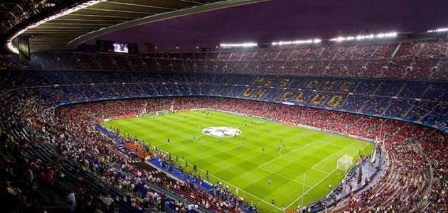 اكبر ملعب كرة قدم في قطر