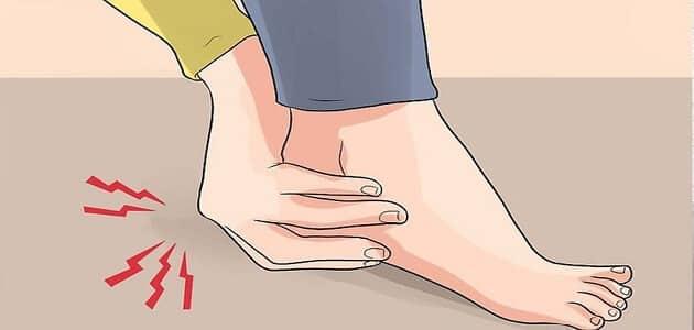 اعراض التهاب وتر الرجل