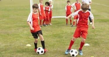 تعلم تقنيات كرة القدم