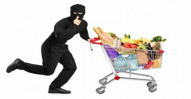 سرقة الطعام في المنام