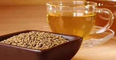 فوائد شاي الحلبة للجسم