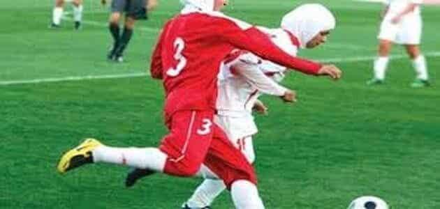 كرة القدم النسائية في مصر