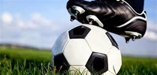 كم عدد لاعبي كرة القدم الأساسيين والاحتياط
