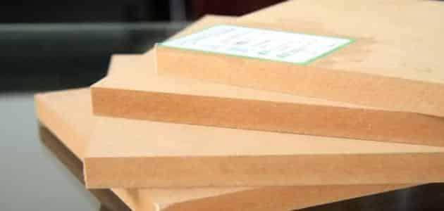 كيفية صنع الخشب المضغوط