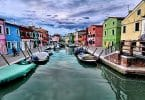 كيف بنيت مدينة البندقية بالصور