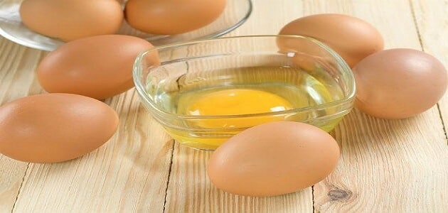 what are the benefits of eggs to treat burns