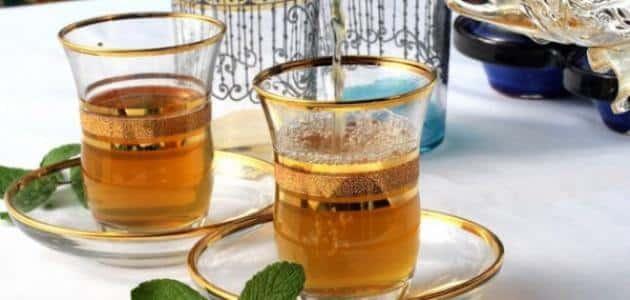 ما هي مكونات الشاي المغربي