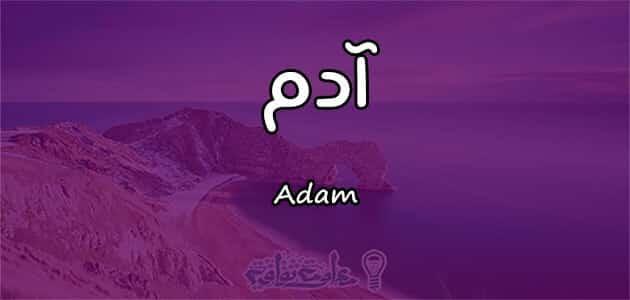 معنى اسم آدم Adam وأسرار شخصيته