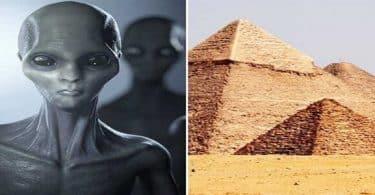 هل توجد مخلوقات فضائية حقيقية في مصر