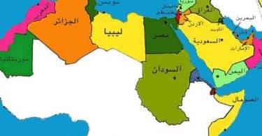 أين تقع الكويت في اي قارة ؟