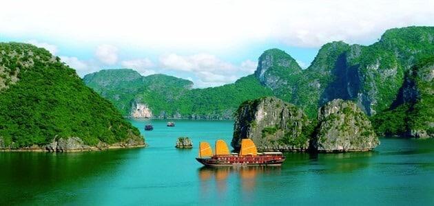 أين تقع فيتنام وفي أي قارة ؟