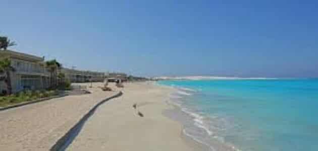 أين تقع قرية سيدي عبد الرحمن