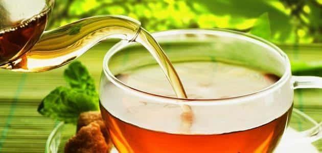 افضل أنواع الشاي الأخضر لحرق الدهون
