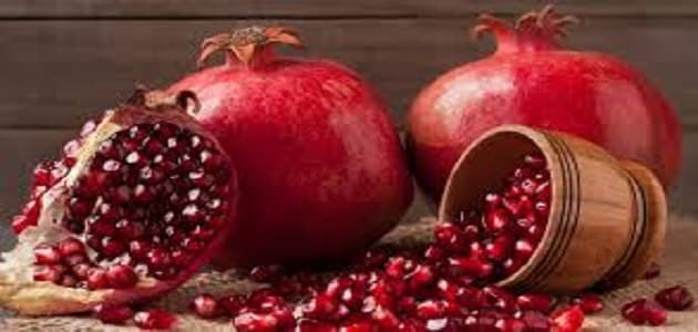 What are pomegranate damages?