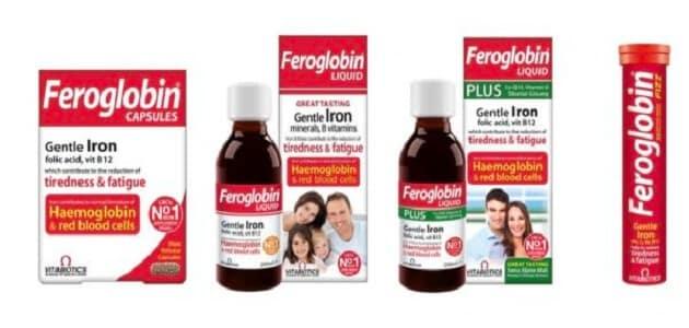 تجارب استعمال دواء فيروجلوبين Feroglobin شراب وكبسول