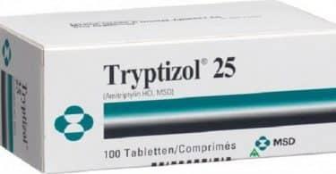 دواعي استعمال تربيتيزول Tryptizol الجرعة والموانع