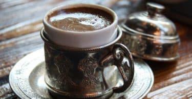 طريقة تحضير القهوة السادة
