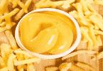 طريقة عمل صوص الجبنة الشيدر السائلة