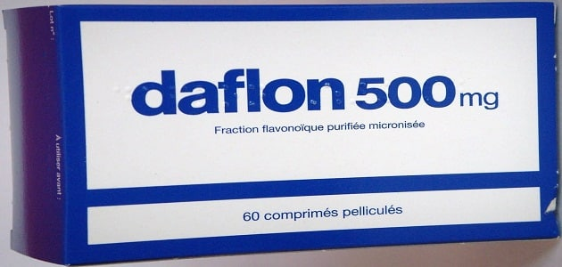The benefits and damages of Davon 500 Daflon have side effects