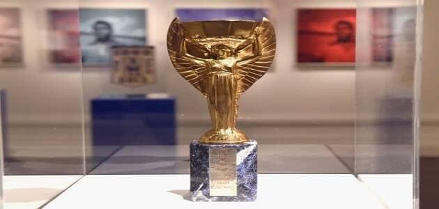 ماذا يسمى كأس العالم القديم لكرة القدم