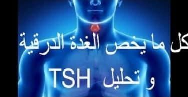 ماذا يعني تحليل tsh