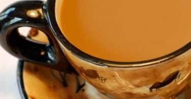 ما مكونات الشاي العدني