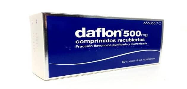 معلومات عن دواء دافلون Daflon للرجال بالتفصيل