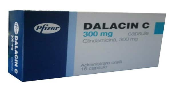 Information on Dalacin C