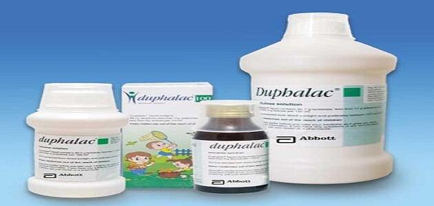 معلومات عن دواء دوفلاك Duphalac الجرعة والموانع