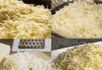 طريقة عمل جبنة البيتزا المطاطية