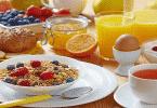 أهمية وجبة الإفطار على الصحة العامة