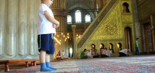 Interpretation of praying in the mosque in a dream