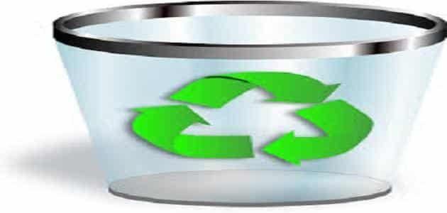 كيفية التخلص من فيروس recycler