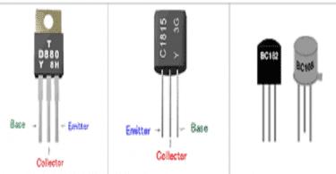 كيفية فحص الترانزستور بالصور