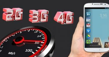 ما هو الفرق بين 2g و 3g و 4g