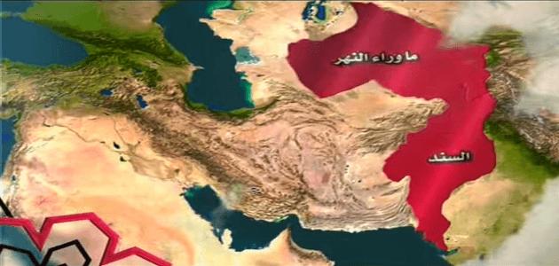 أين تقع بلاد السند في الخريطة ؟