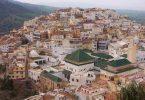 أين تقع مدينة فاس في المغرب ؟