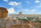 أين توجد مدينة هجر