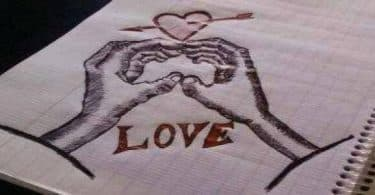 كلمات حب وعشق قوية