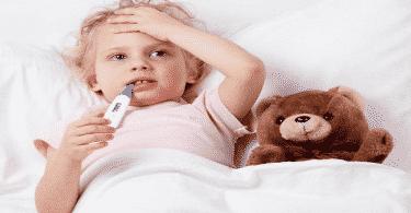 كيفية علاج السخونة عند الأطفال بالخل