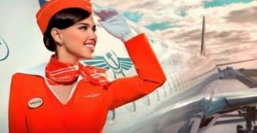 كيف اصبح مضيفة طيران
