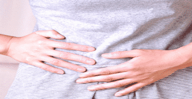 ما سبب حرارة في البطن