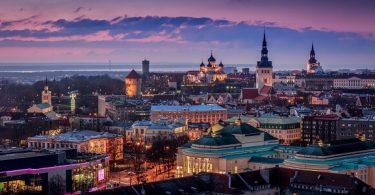 أين توجد إستونيا