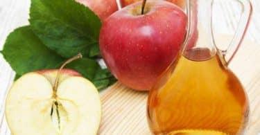استخدامات خل التفاح في الطعام