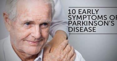 الأعراض الأولية لمرض باركنسون