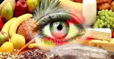 الفيتامينات المفيدة للعين