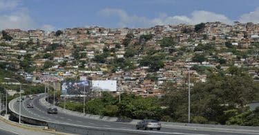 اين تقع عاصمة فنزويلا