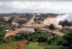 اين تقع ليبيريا في اي قاره