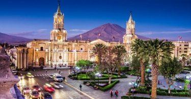 اين تقع ولاية بيرو