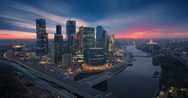اين تقع ولاية موسكو